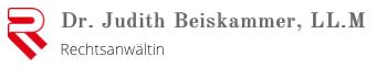 Dr.-Judith-Beiskammer-Anwalt Logo