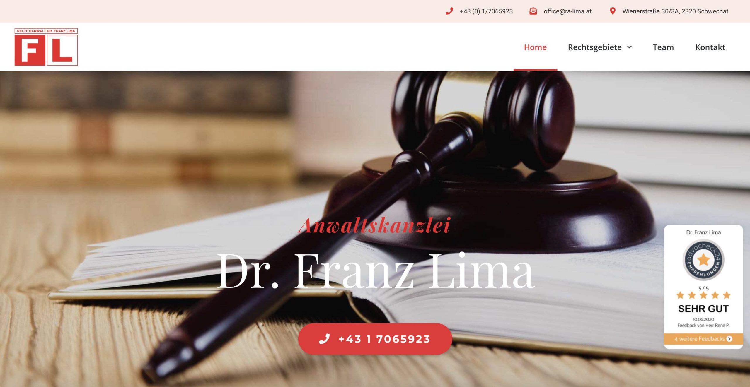 Bsp8 Empfehlungssiegel advocheck24