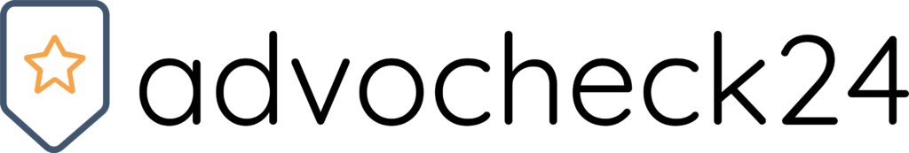 Advocheck24 Schweiz Logo